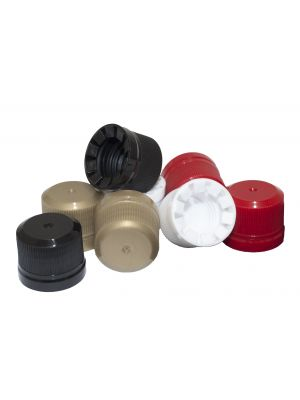 Plastic Caps | Metal Bottle Caps & Lids | GBS